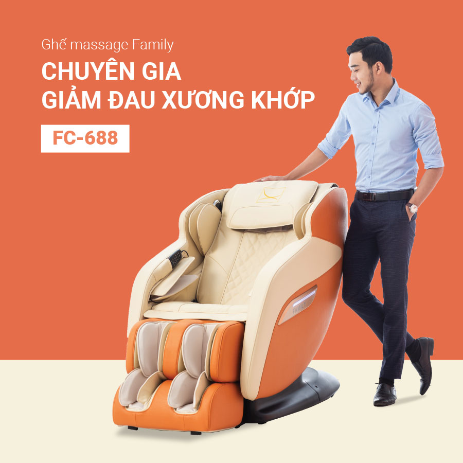Mua ghế massage chưa bao giờ dễ dàng đến thế