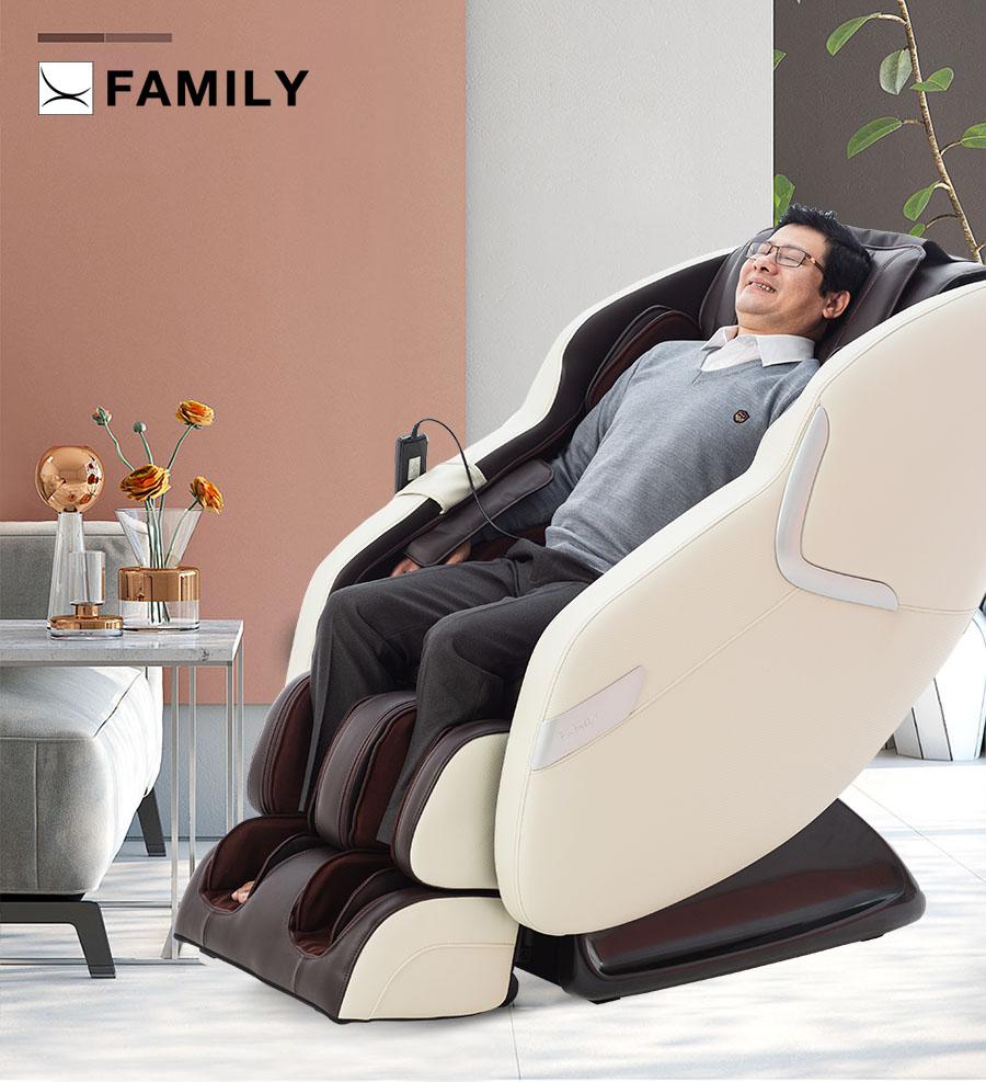 Mua ghế massage Nhật Bản uy tín, chất lượng ở đâu?