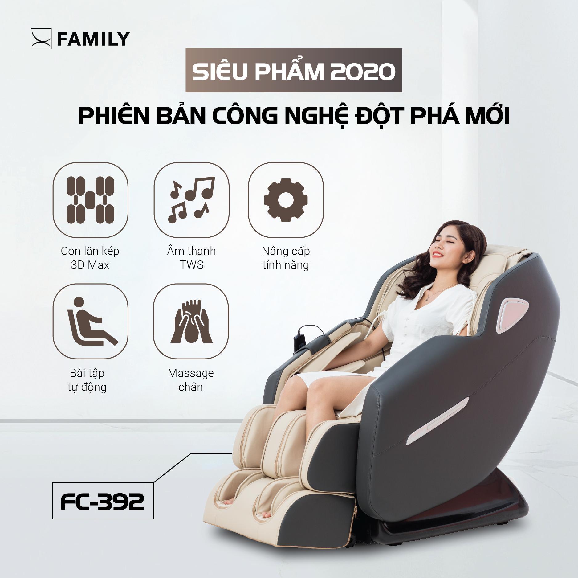 Dùng ghế massage cho người bị thoát vị đĩa đệm