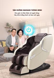 Câu chuyện của một khách hàng về sản phẩm ghế massage thương hiệu Family