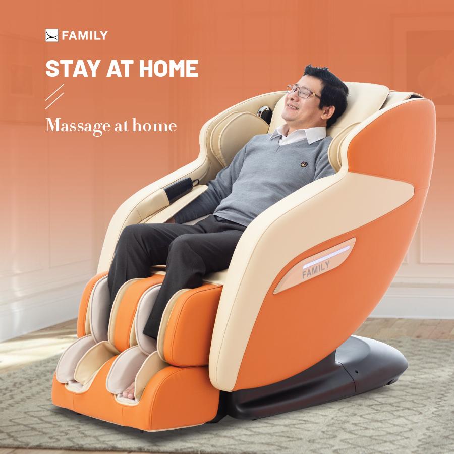 Đừng chờ tới khi sức khoẻ có vấn đề mới tìm mua một chiếc ghế massage
